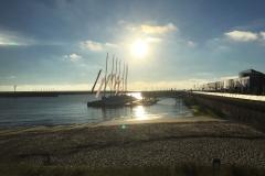 Volvo Ocean Race Den Haag Scheveningen Volvo Ocean finish Akzonobel 4 - M&T Events