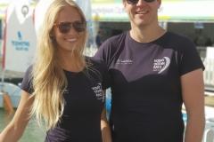 Volvo Ocean Race Den Haag Scheveningen Volvo Ocean finish Akzonobel 6 - M&T Events